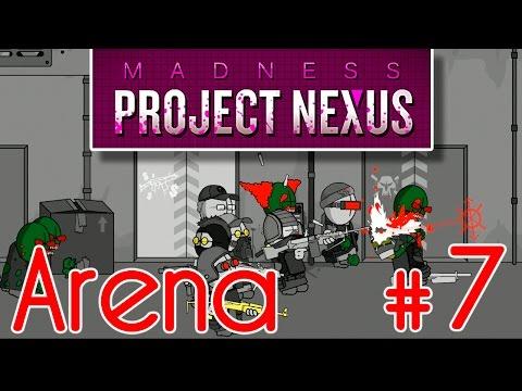 Madness: Project Nexus -  Боль и слёзы | ARENA #7