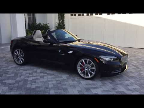 2009 BMW Z4 sDrive 35i Roadster Review and Test Drive by Bill - Auto Europa Naples
