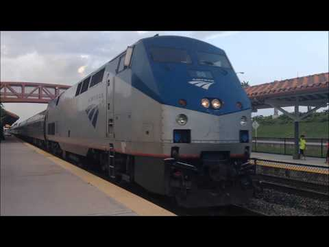 Csx Local and more at Hollywood Station FL