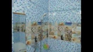 Ремонт за 4500р. в ванной. Панели пвх на клей(Ремонт в ванной комнате панелями пвх, листовые панели пвх на клей. Быстрый и доступный ремонт в ванной комна..., 2016-05-13T11:41:39.000Z)