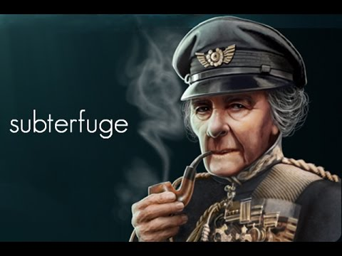 SUBTERFUGE - iOS / Android Gameplay Trailer
