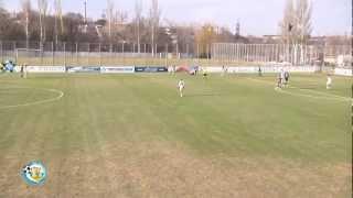 Олимпик (Донецк) 1-4 Севастополь. Видеообзор