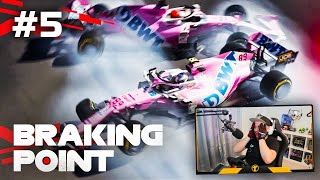 F1 2021 BRAKING POINT STORY Part 5 - This is the Breaking Point
