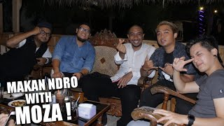 MAKAN NDRO WITH MOZA BAND | GO UNCLE CAFE TEGAL !