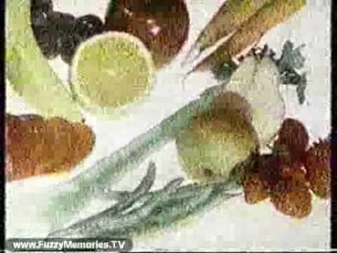 "Snipets - ""Eat Your Fruits & Vegetables"" (1980)"