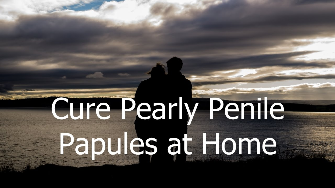 Do Pearly Penile Papules Go Away on Their Own or is