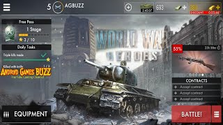 World War Heroes | Android Online | Game Play