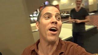 ATTACKED BY STEVE-O!! | David Dobrik thumbnail