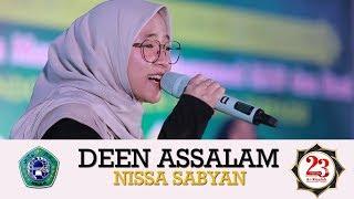 DEEN ASSALAM - SABYAN LIVE TERBARU 2018 (PP AR RISALAH LIRBOYO KOTA KEDIRI) MP3