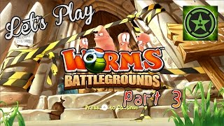 Let's Play – Worms Battlegrounds Part 3
