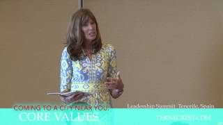 Tips From Teri Identifying Your Core Values
