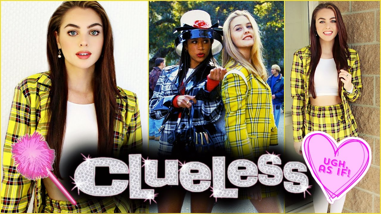 Cher From Clueless Perfect Hair Makeup Amp 90 S Style