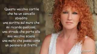 Moreno - Sempre sarai ft. Fiorella Mannoia (Testo/ Lyrics)