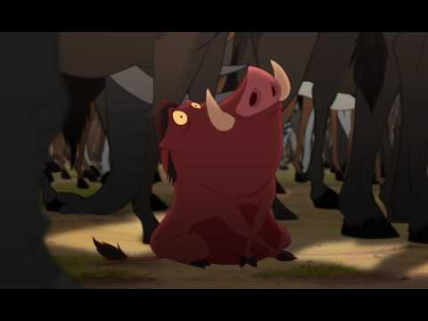 The Lion King 1 1/2 - Trailer