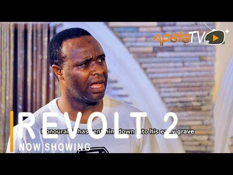 Download Revolt 2 Latest Yoruba Movie 2021 Drama Starring Femi Adebayo   Yewande Adekoya   Dapo Martins