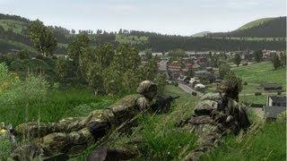 Arma 2 | 1er Regimiento | Misión Marsupilami Cojo