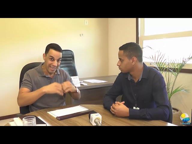 Entrevista com Secretário de Educação em exercício Felipe Lopes