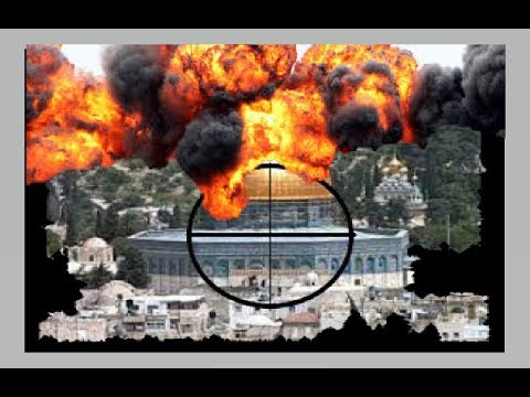 The Dome of the Rock Will Be Destroyed By The Zionist Jews!