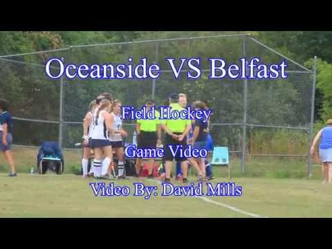 Oceanside VS Belfast Field Hockey
