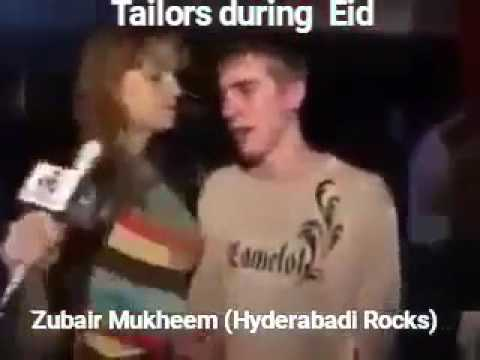 Tailors during eid in hyderabad