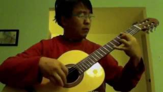 Classical Guitar Sounds: Spruce versus Cedar (20111104guitar)