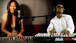 eminem ft rihanna love the way you lie cover by tiffany eugenio fozoh music video