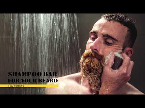 How to use Professor Fuzzworthy Beard Shampoo - YouTube