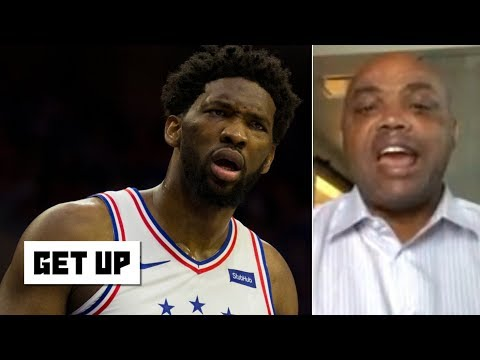 Charles Barkley: 'Joel Embiid Has Got to Get His Fat Butt in Shape'