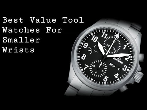 Best Value Tool Watches for Smaller Wrists