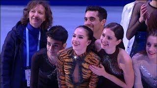 Alina Zagitova European Championships 2018 EXF A1