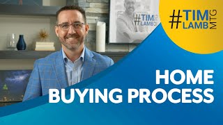 12 Steps Home Buying Process Full - Tim Lamb