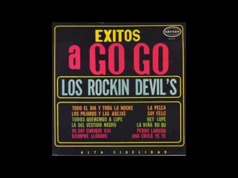 Los Rockin Devil's - Una Chica Ye-Ye