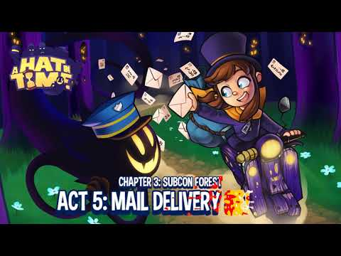 A Hat in Time part 13:Braking the Contract
