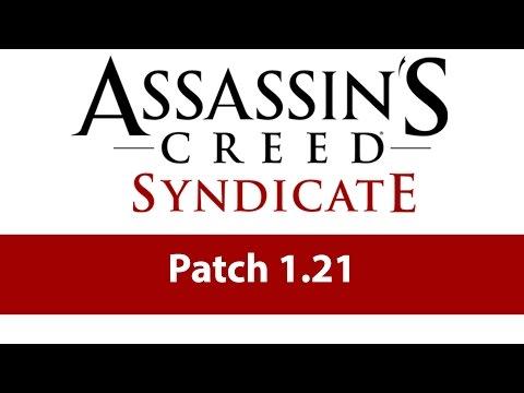 Patch 1.21 Assassins Creed Syndicate Скачать