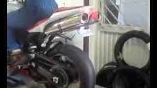 test dyno R1 2007