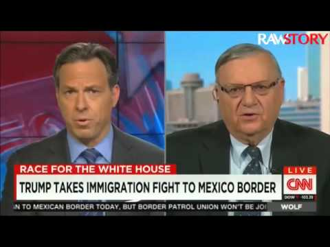 Arpaio tells CNN: 'I'm not stupid enough to talk to you' about my birther proof