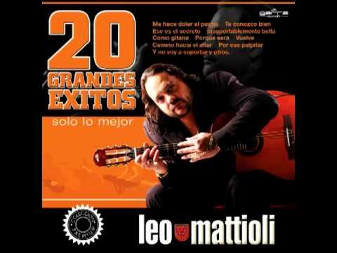 Leo Mattioli -  Vuelve