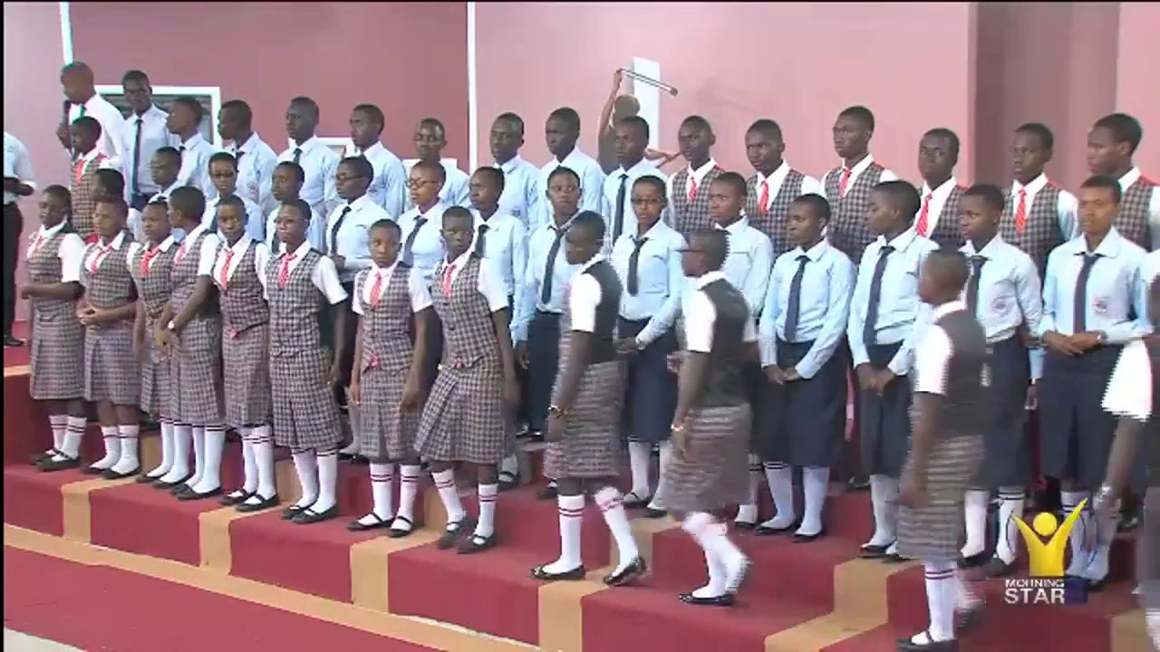 GEITA ADVENTIST SECONDARY SCHOOL - USHINDI HATIMAYE - Happy in the love of Jesus