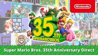 Super Mario Bros. 35th Anniversary Direct - 03/09/2020