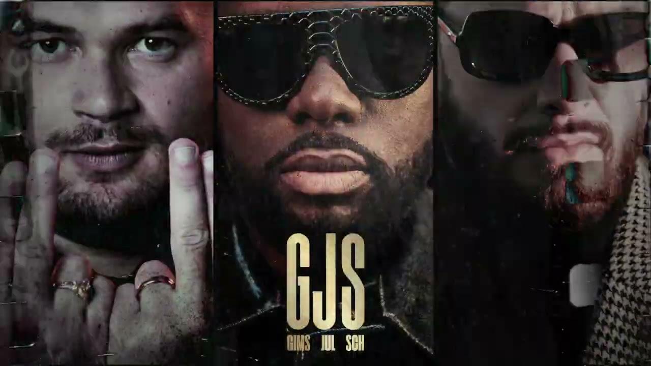 GIMS x JUL x SCH - GJS (Audio Officiel)