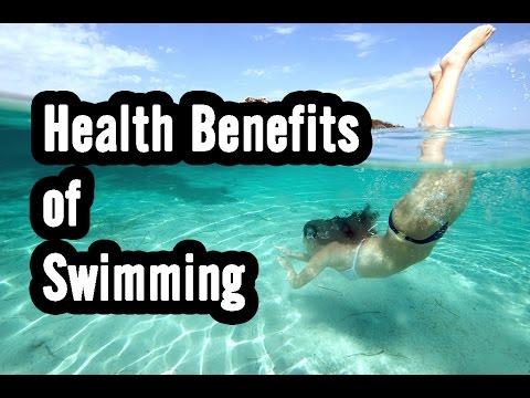 10 Health Benefits of Swimming for Your Body