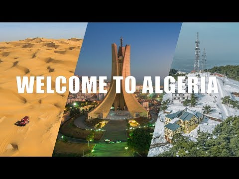 Welcome to Algeria - Skycam Algeria