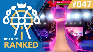 Road to Ranked #47 - Loch Ness Lapras  | Competitive VGC 20 Pokemon Sword/Shield Battles