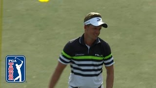 Luke Donald's walk-off birdie at Honda