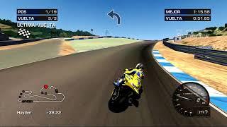 MotoGP 06 Xbox 360 | Estoril | Yamaha YZR-M1 | Yamaha Racing | Valentino Rossi
