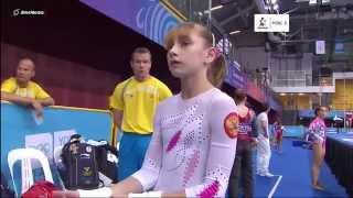 Viktoria Komova 2010 YOG AA (HD)