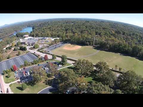 Riverside Military Academy Aerial Flight