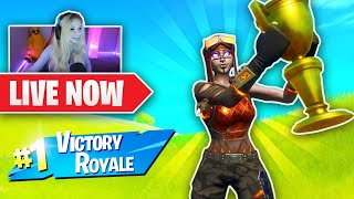 🔴LIVE🔴 Fortnite - Wiฑning In Solos & Arena. 4000+ Wins!