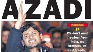 Download Kanhaiya Kumar - Azadi - Lal Salaam Song  @ JNU Campus MP3 song and Music Video