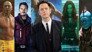 Guardians Of The Galaxy Cast Release Joint